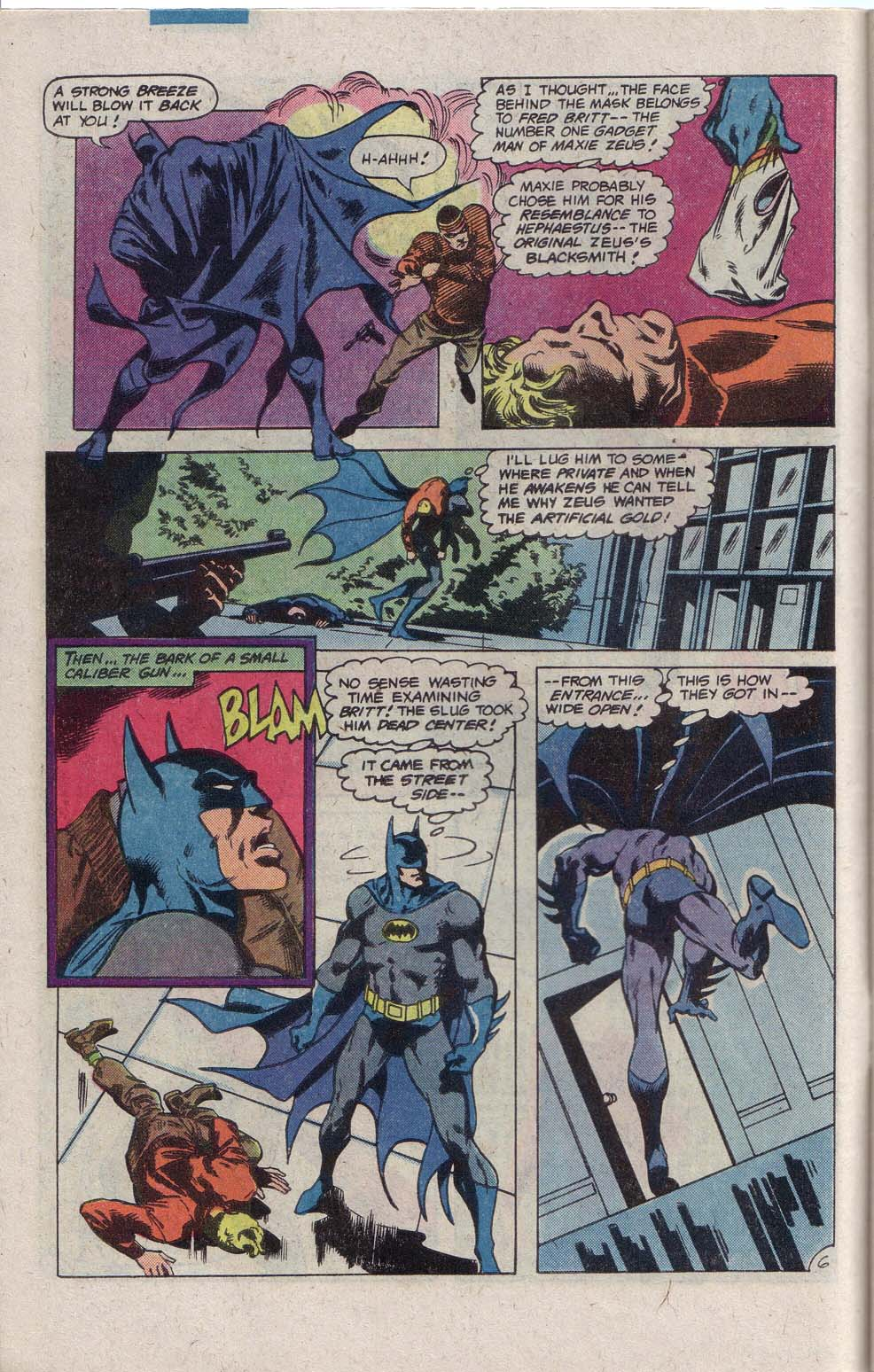 Detective Comics (1937) 491 Page 6