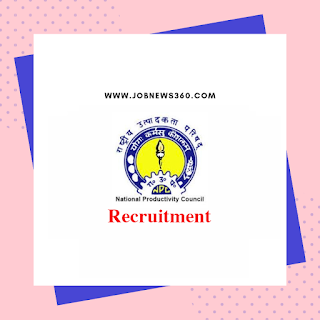 NPC Recruitment 2019 for Senior, Junior & Consultant posts (27 Vacancies)
