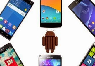 Upgrade Android Jelly Bean Ke KitKat?