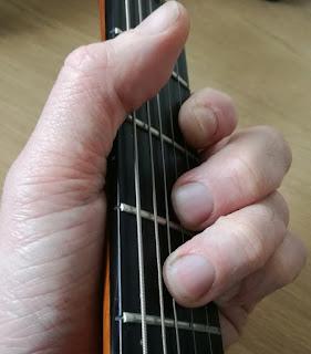 F# add9 guitar chord