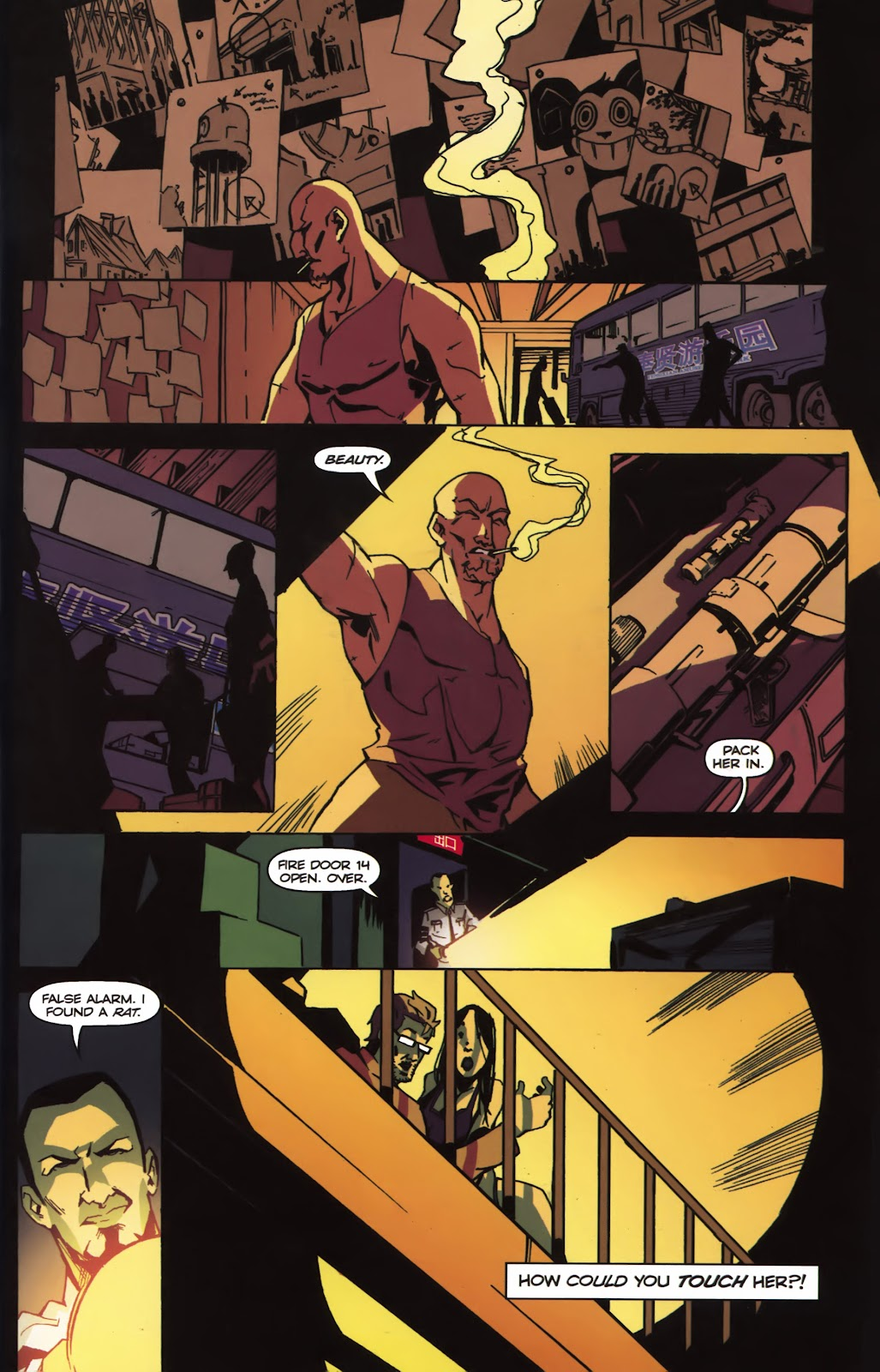 Read online Ricky Rouse Has A Gun comic -  Issue # TPB (Part 1) - 56