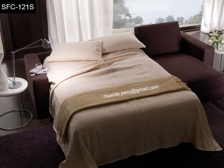 Mueble peru finos sof s cama - Mueble sofa cama ...