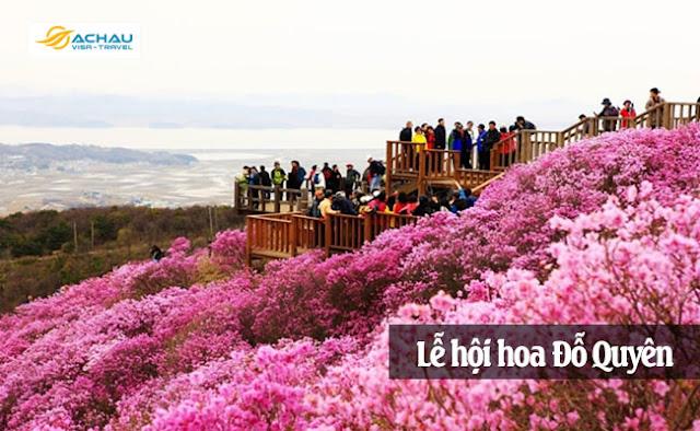 Khám phá lễ hội truyền thống khi du lịch Hàn Quốc