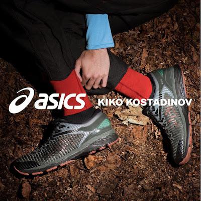 GEL-DELVA, Asics, Kiko Kostadinov, Cement Black, Rosewood Brown,  Pine Green, GEL-FUJI TRABUCO 7, GEL-KAYANO 24, sneakers, calzado, deportivas, trail running, running,