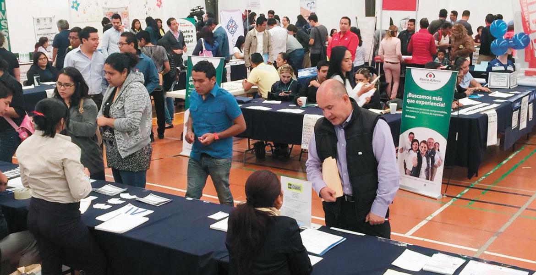 Más de 35.000 personas asistieron a la Primera Feria de Empleo en Quito