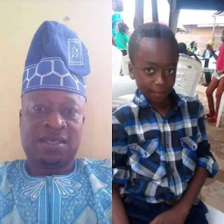 Fire outbreak killed Nigerian journalist and his 12-year-old son at Ikeja shopping complex