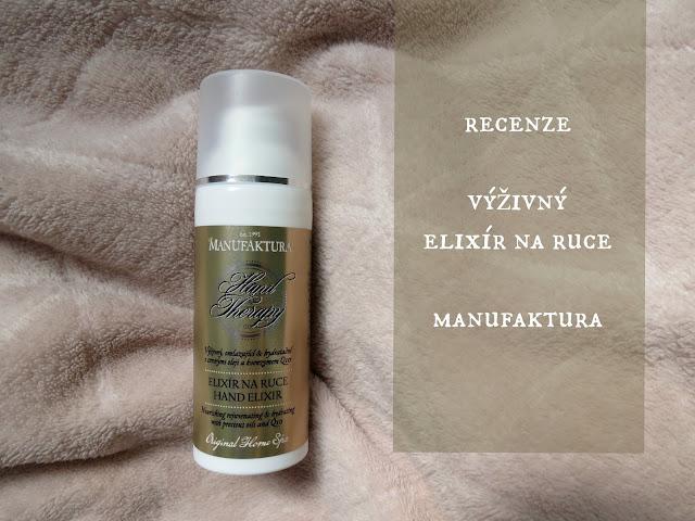recenze kosmetiky manufaktura, blog manufaktura
