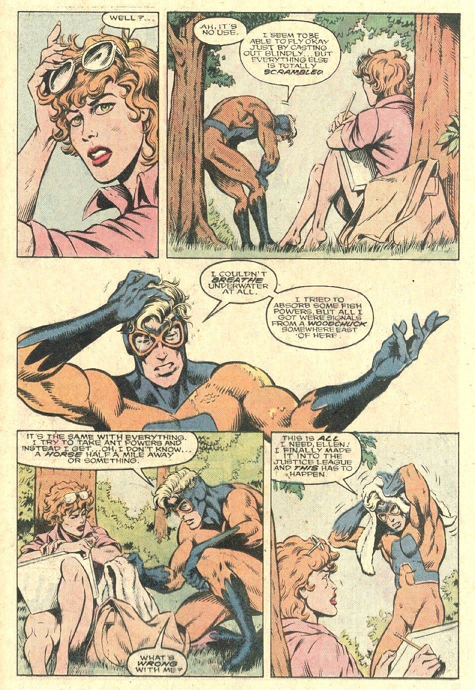 Read online Secret Origins (1986) comic -  Issue #39 - 5