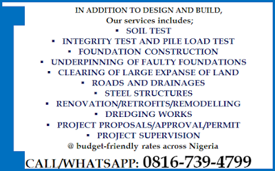 Building Contractor in Nigeria