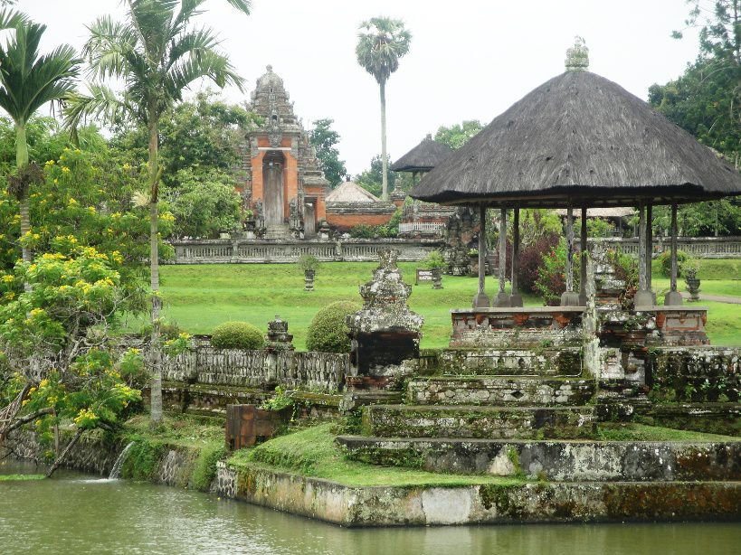Taman Ayun Mengwi Royal Temple Tourist Object - Mengwi, Taman Ayun, Royal Temple, Water Garden, Water Palace, Bali, Holidays, Tours, Attractions