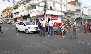 Mulheres e criança sofrem acidente de moto no interior da Paraíba; veja