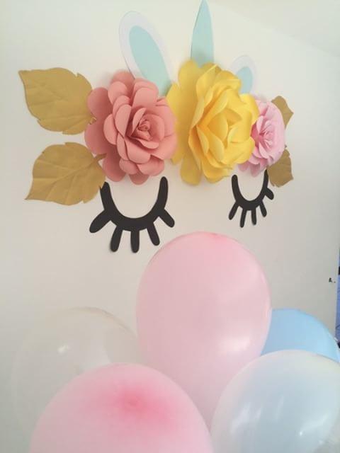 Aniversário De Quatro Anos Com Unicórnios Guia Tudo Festa Blog