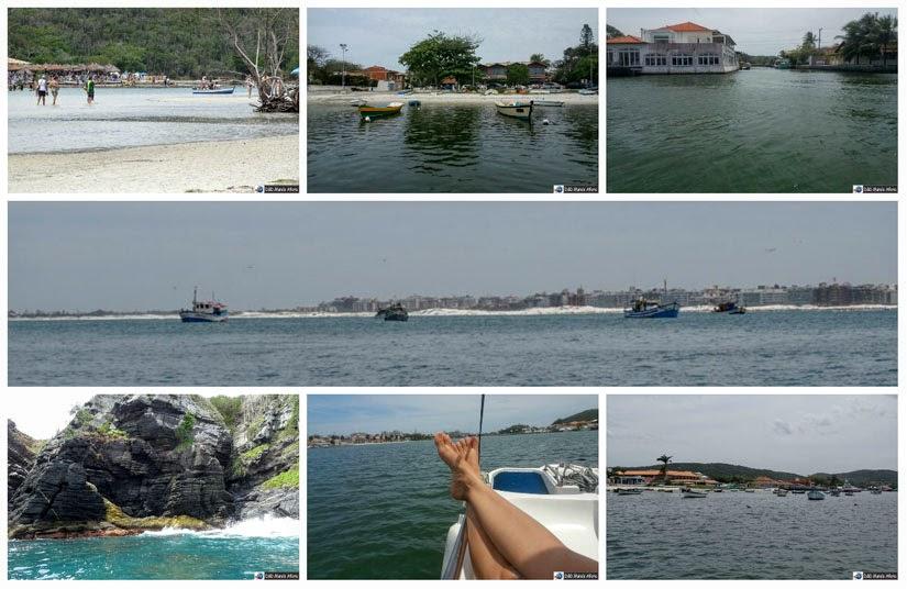 Guga Tour Táxi Marítimo Cabo Frio - Rio de Janeiro