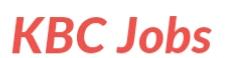 KBC job advertised Oct 2018