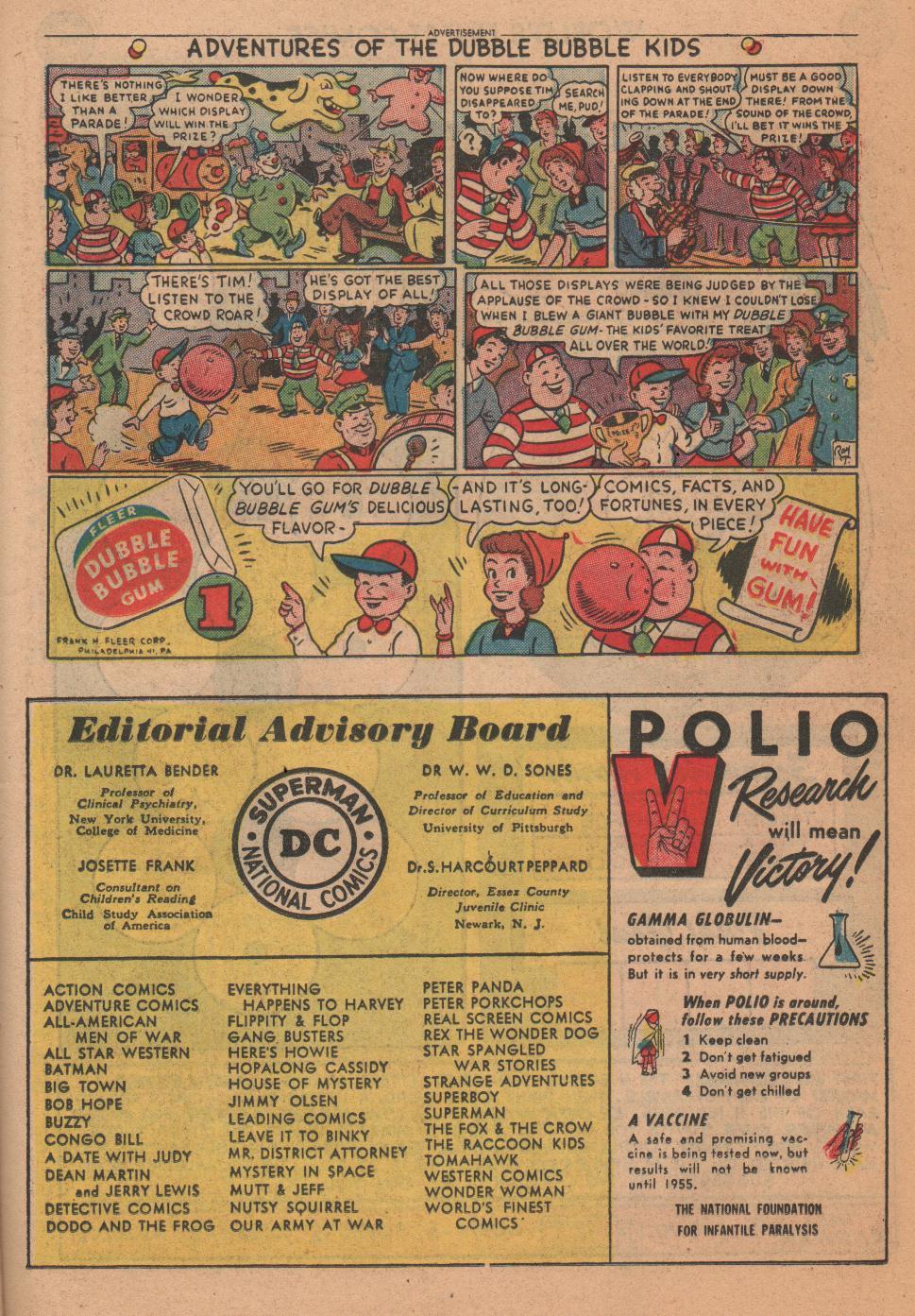 Read online World's Finest Comics comic -  Issue #72 - 23
