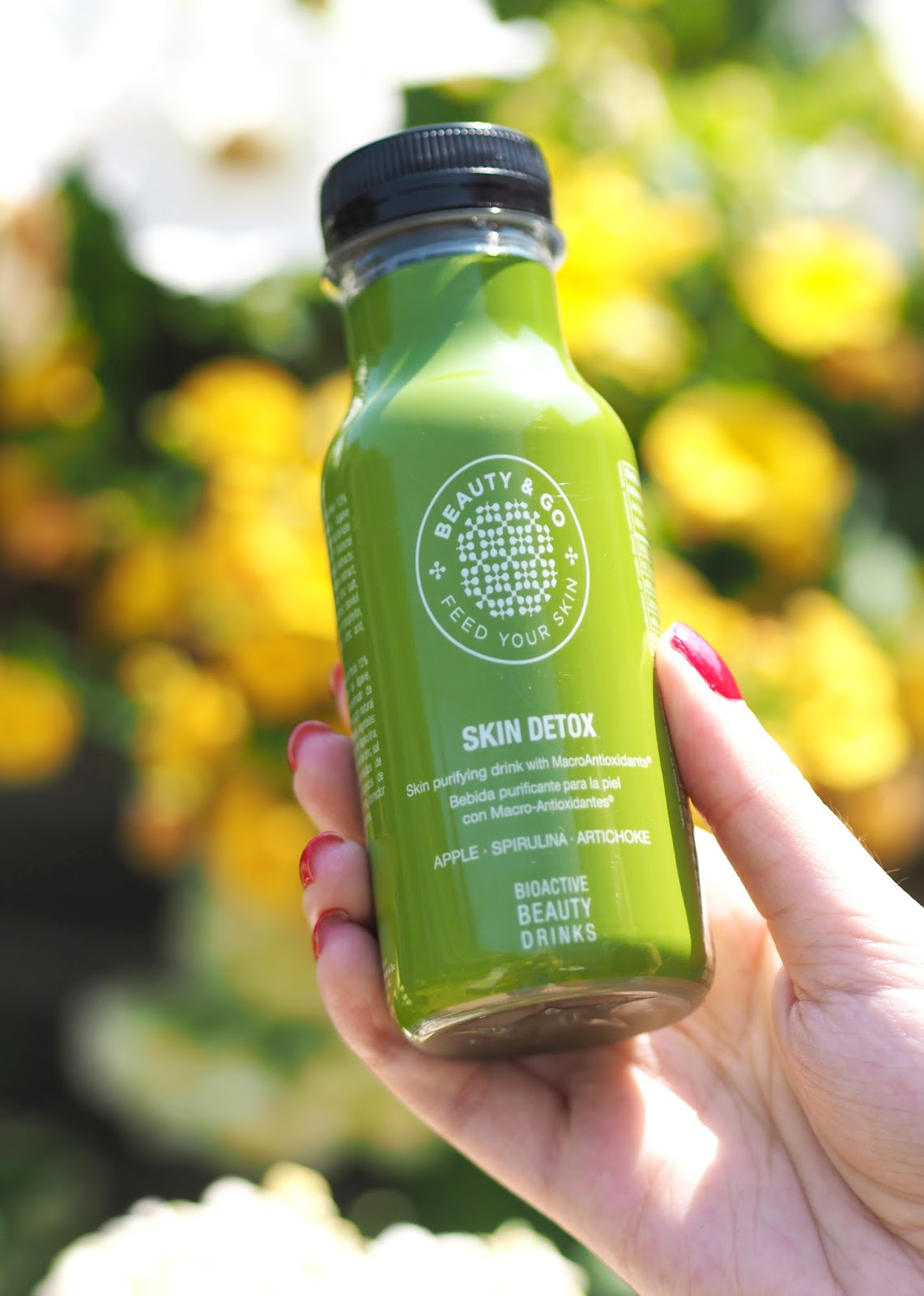 Beauty & Go Skin Drinks, Katie Kirk Loves, UK Blogger, Skin Detox, Summer Skin, Beauty Drinks, Health Drinks, Vitamins, Beauty Blogger, Clearer Skin, Skincare Blogger Beauty Review, Beauty Drink Review