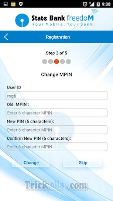 Change MPIN