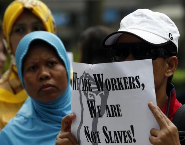 Kerajaan Indonesia Henti Khidmat Bekal Pembantu Rumah - SARAWAKIANA
