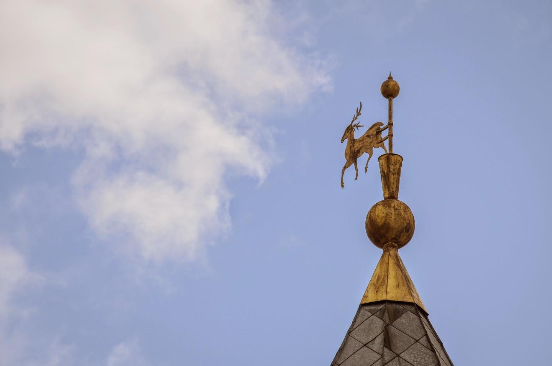 Флигель в Ростове Великом