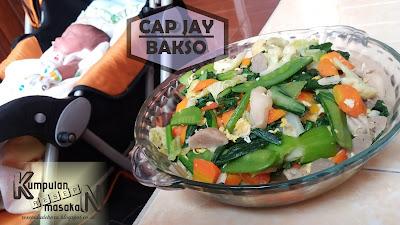 Resep Cap Jay Bakso Sederhana