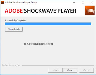Adobe ShockWave Player 12.2 for free