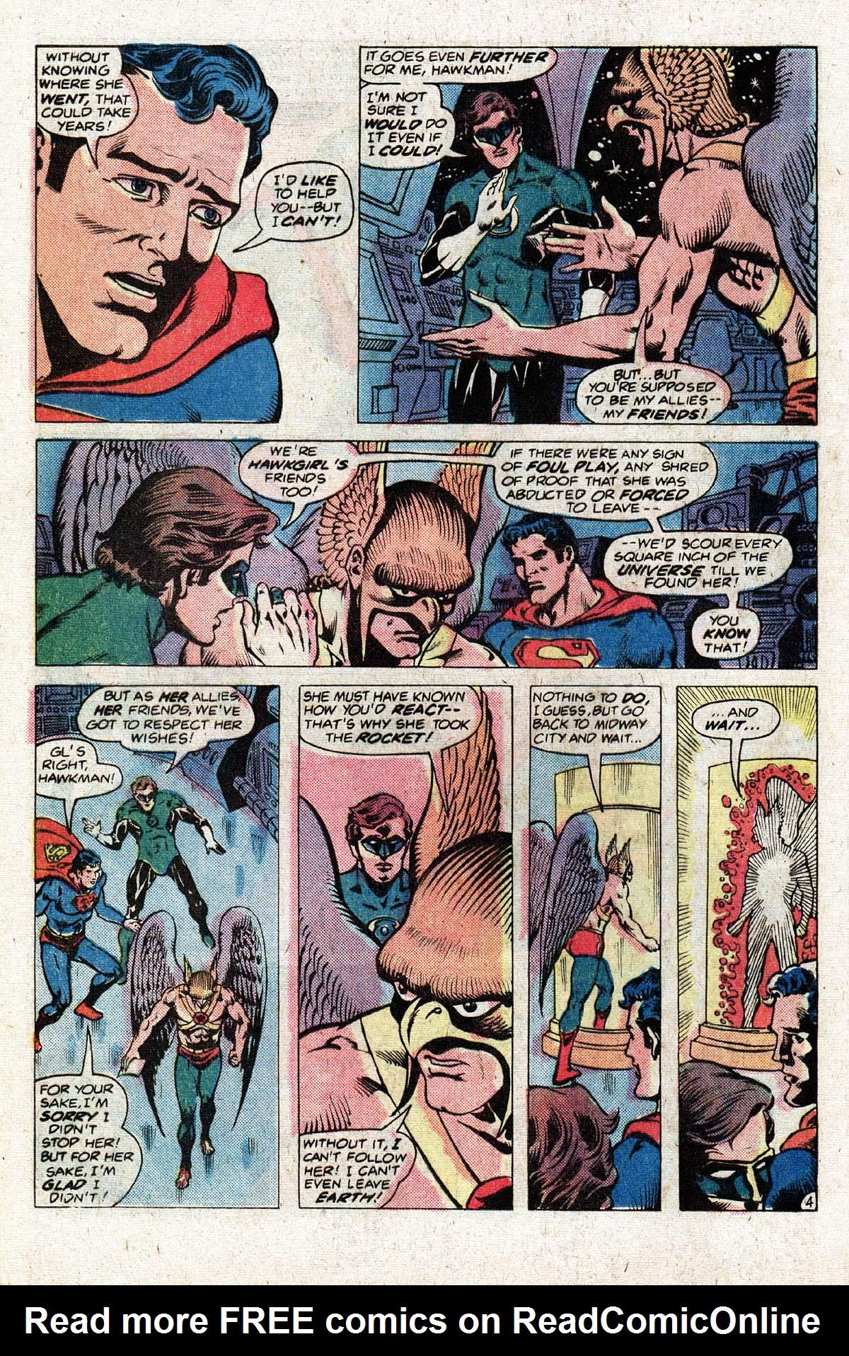 Read online World's Finest Comics comic -  Issue #274 - 36