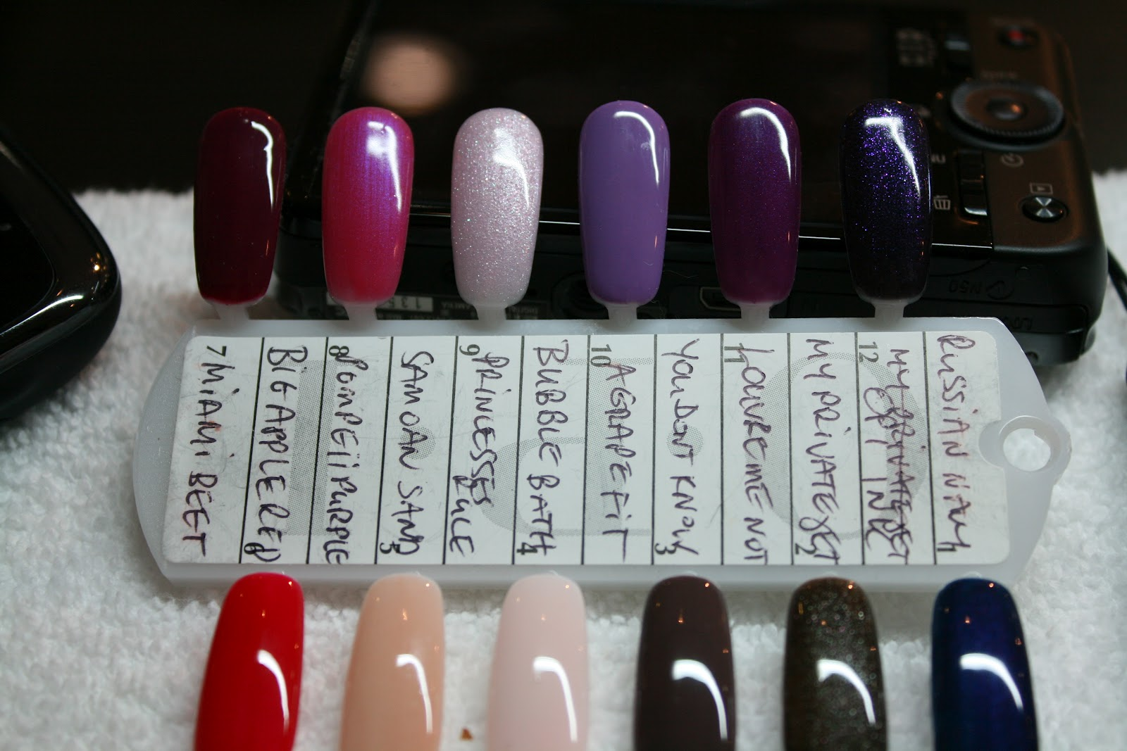 Opi Gel Nail Polish Colors Reviews Hession Hairdressing