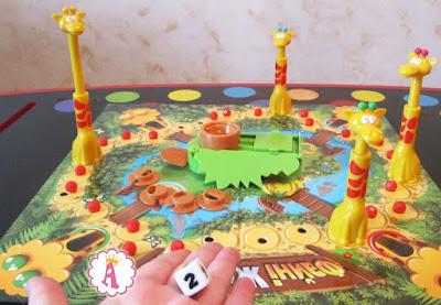 Игровое поле для Файні жирафи