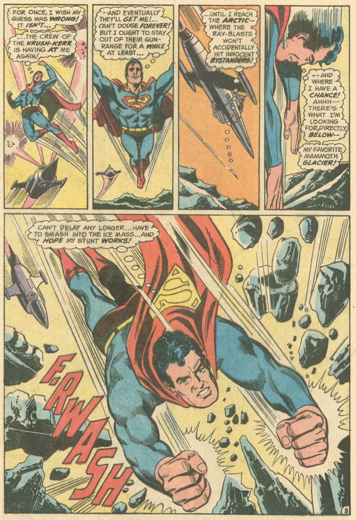 Read online World's Finest Comics comic -  Issue #211 - 12