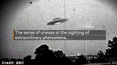 How We Became Obsessed with UFOs