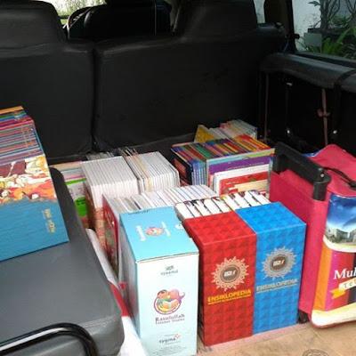 Moly Mobile Library Dewi Liez Cikarang Selatan
