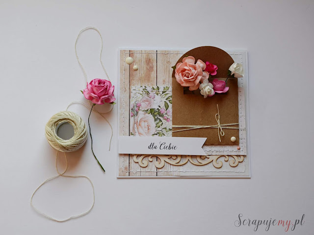 kartka z kwiatami, kartka na każda okazję, kartka z napisem dla ciebie, kartka na dzień kobiet, kartka na urodziny, kartka na dzień Matki, kartka z kopertą, ciekawa kartka