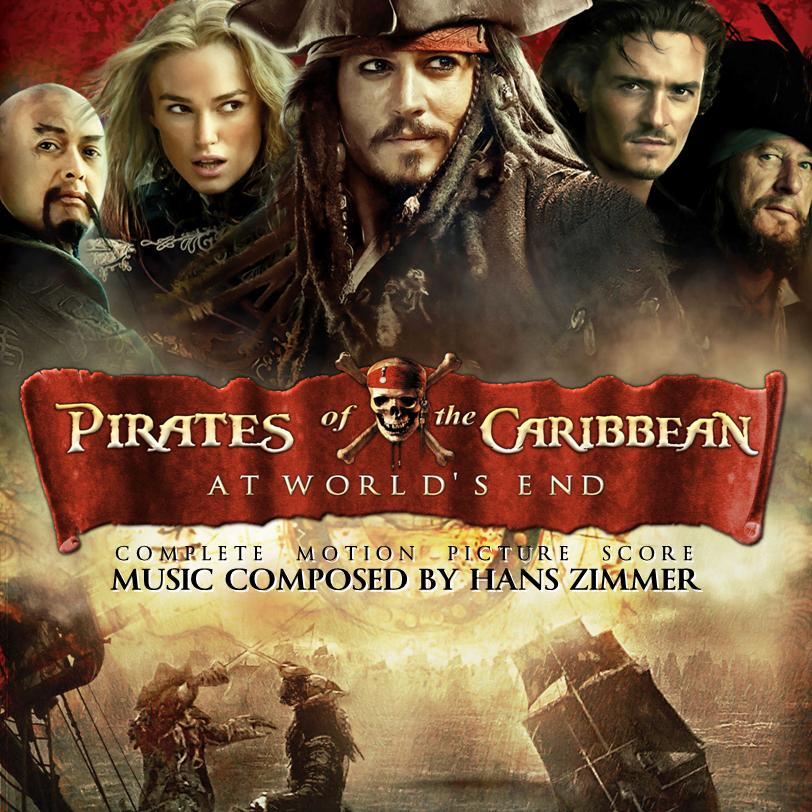 Pirates Of The Caribbean At Worlds End Complete Score Hans Zimmer