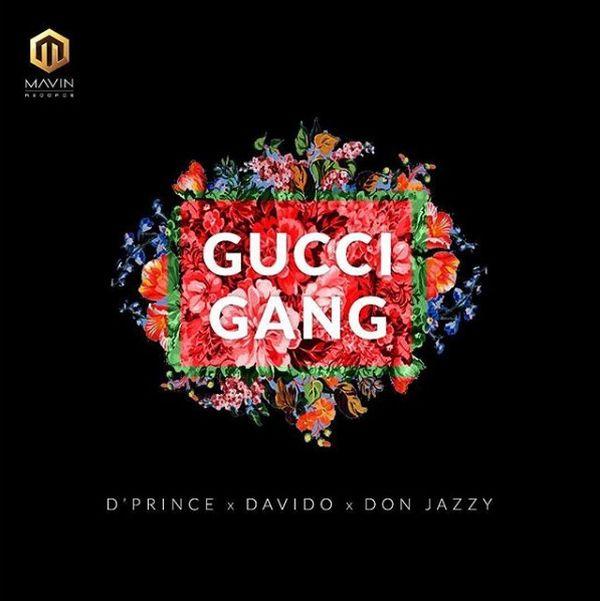 [Music] D'Prince Ft. Davido & Don Jazzy – Gucci Gang