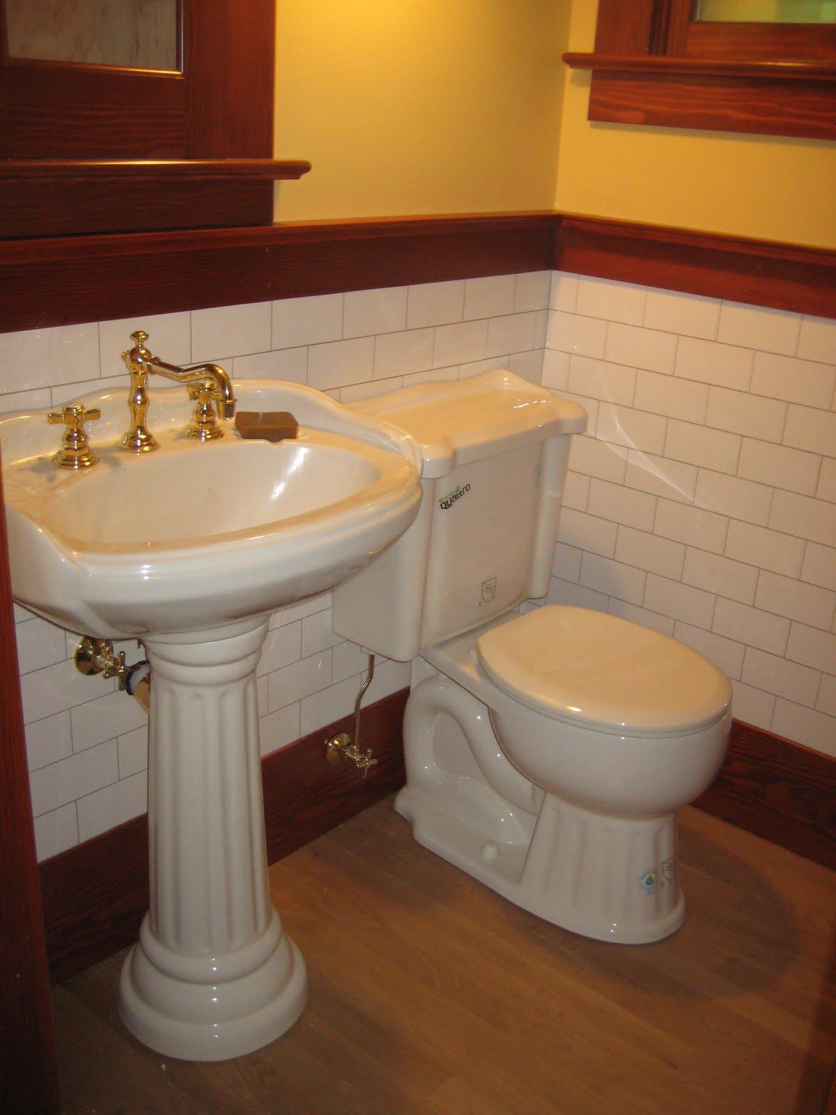 Sears Kitchen Remodel Order Cabinets Online Laurelhurst Craftsman Bungalow Main Floor Bathroom