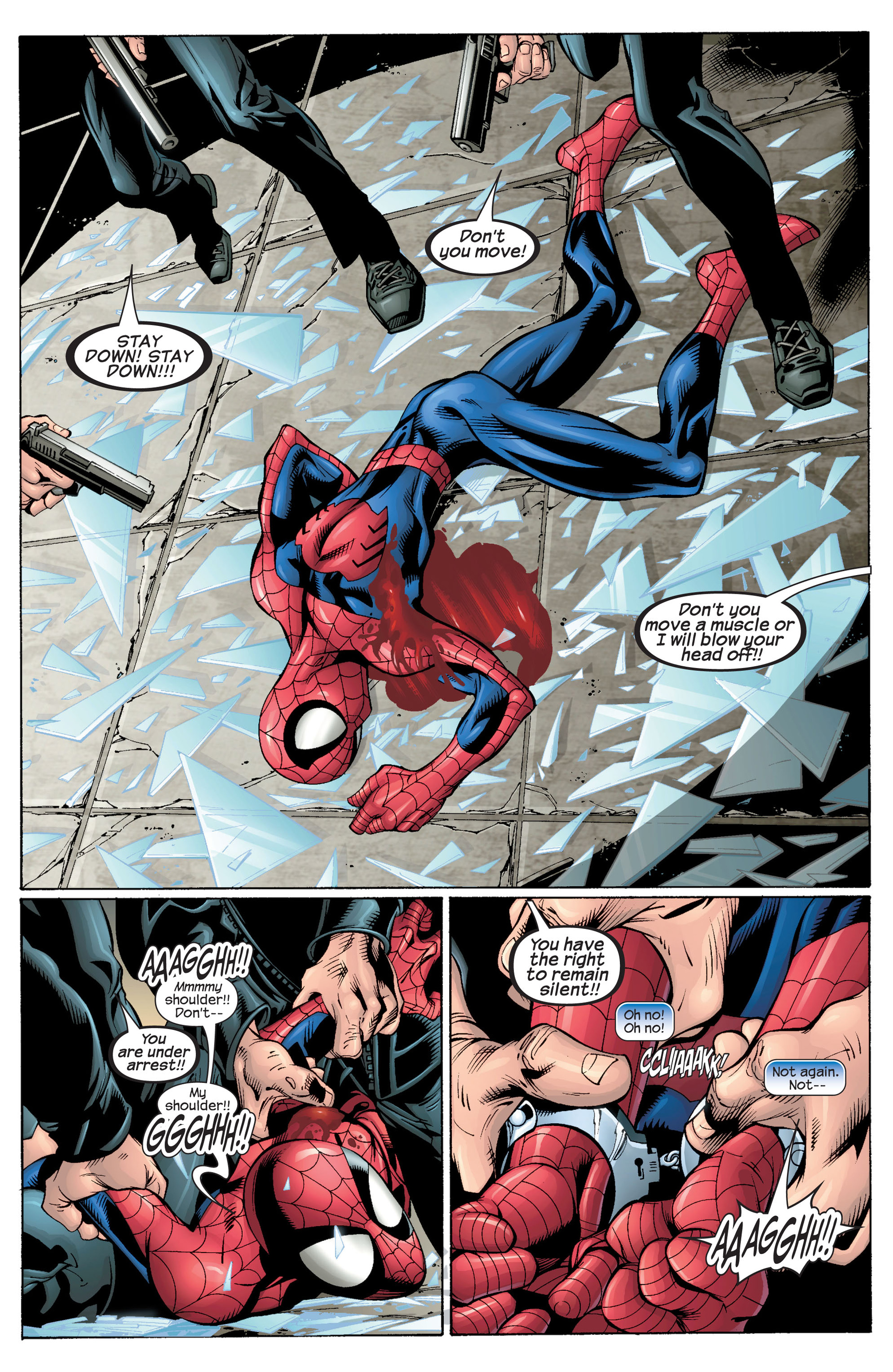 Read online Ultimate Spider-Man (2000) comic -  Issue #30 - 3