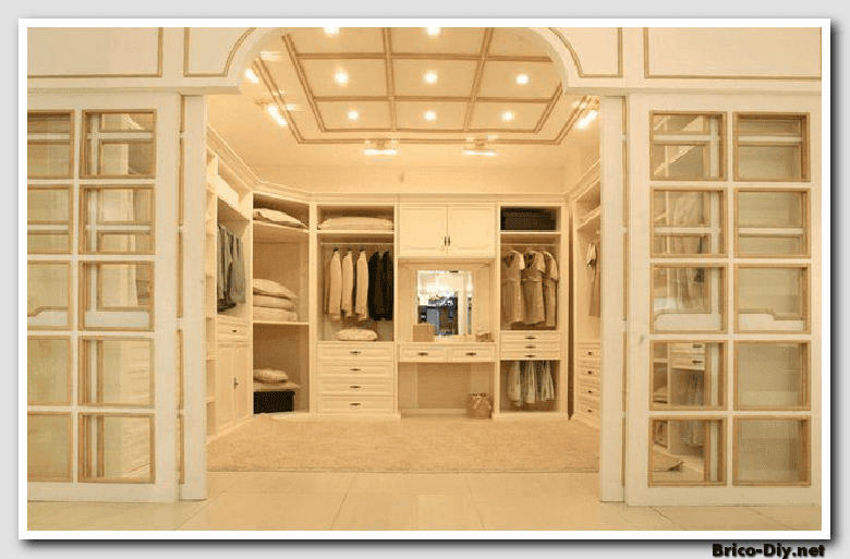 Walk in closet dise os modernos ideas para decorar y for Disenos de armarios modernos