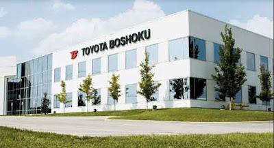 Lowongan Kerja PT Toyota Boshuku Indonesia Min SMA SMK D3 S1 Menerima Karyawan Baru