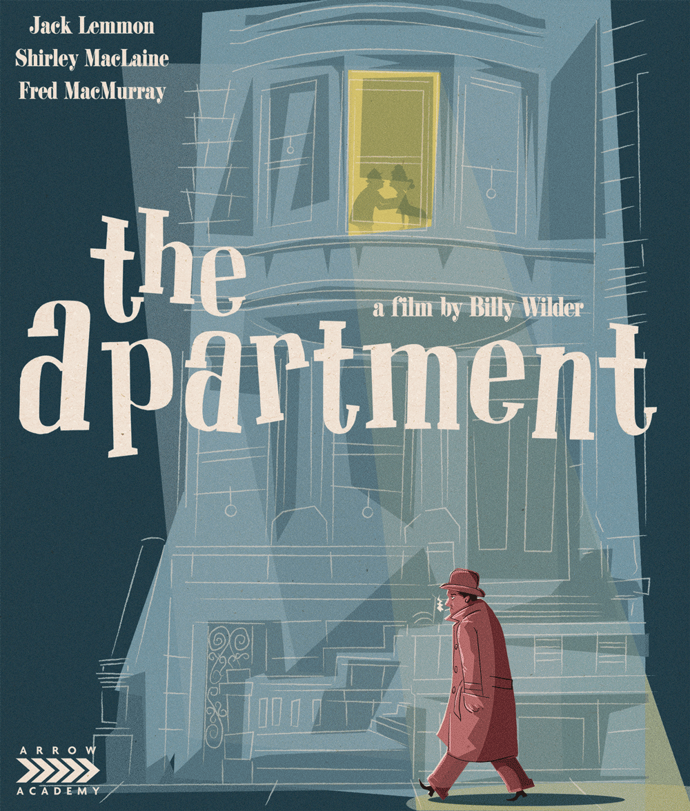 The Apartment Movie: The Movie Sleuth: Arrow Video: The Apartment (1960)