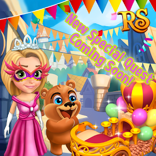 New Royal Story Special Quest: The Carnival 2016