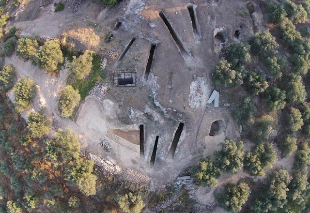 Unplundered Mycenaean tomb discovered in Nemea