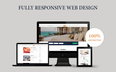 Hotelia is responsive wordpress theme
