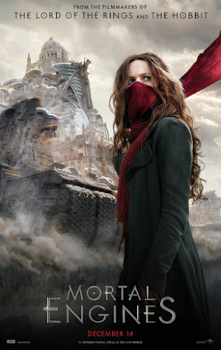 Mortal Engines (Web-DL 720p Ingles Subtitulada) (2018)
