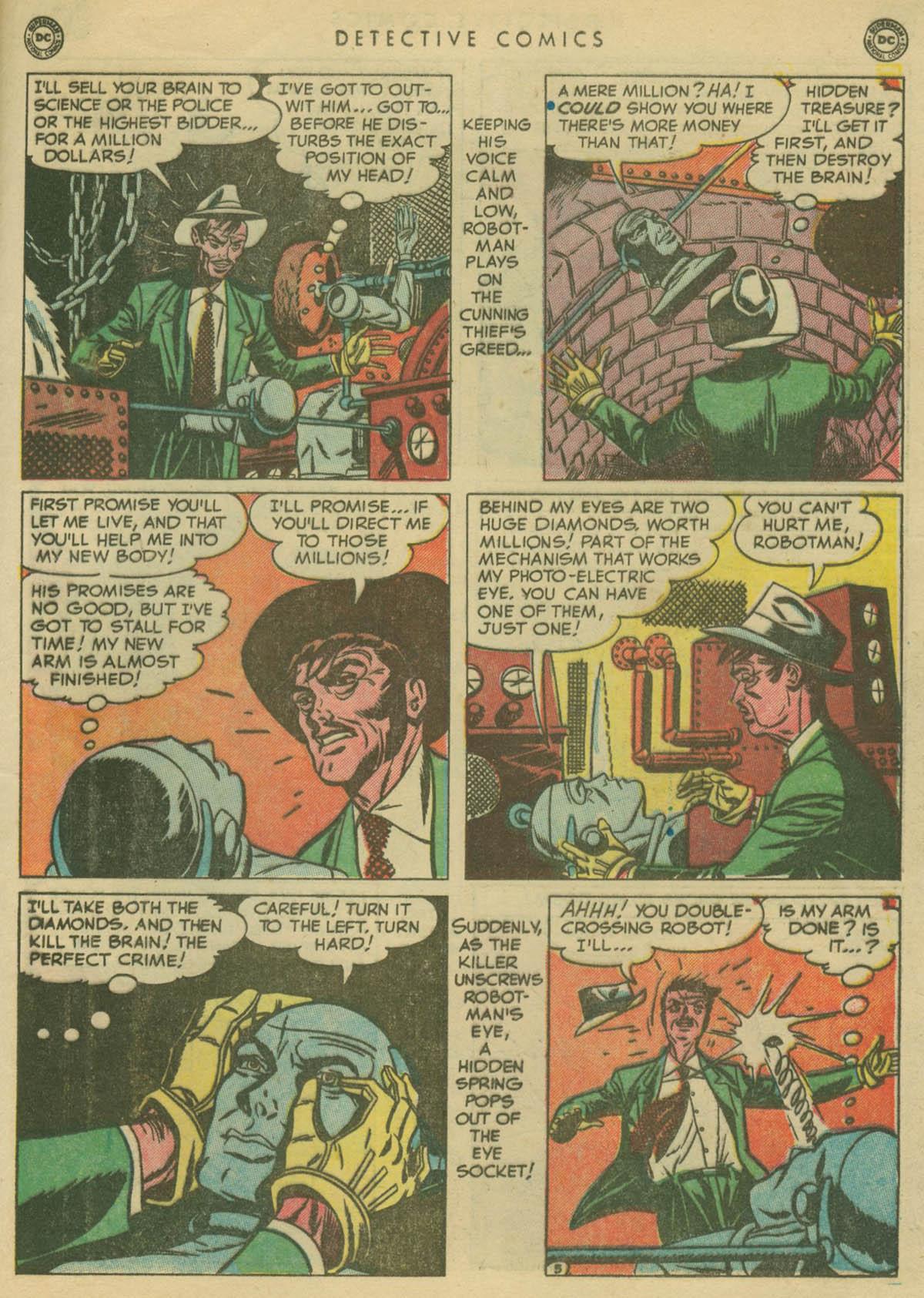 Detective Comics (1937) 167 Page 30