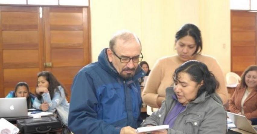FONDEP realiza taller de asistencia técnica junto a expertos internacionales en Áncash - www.fondep.gob.pe