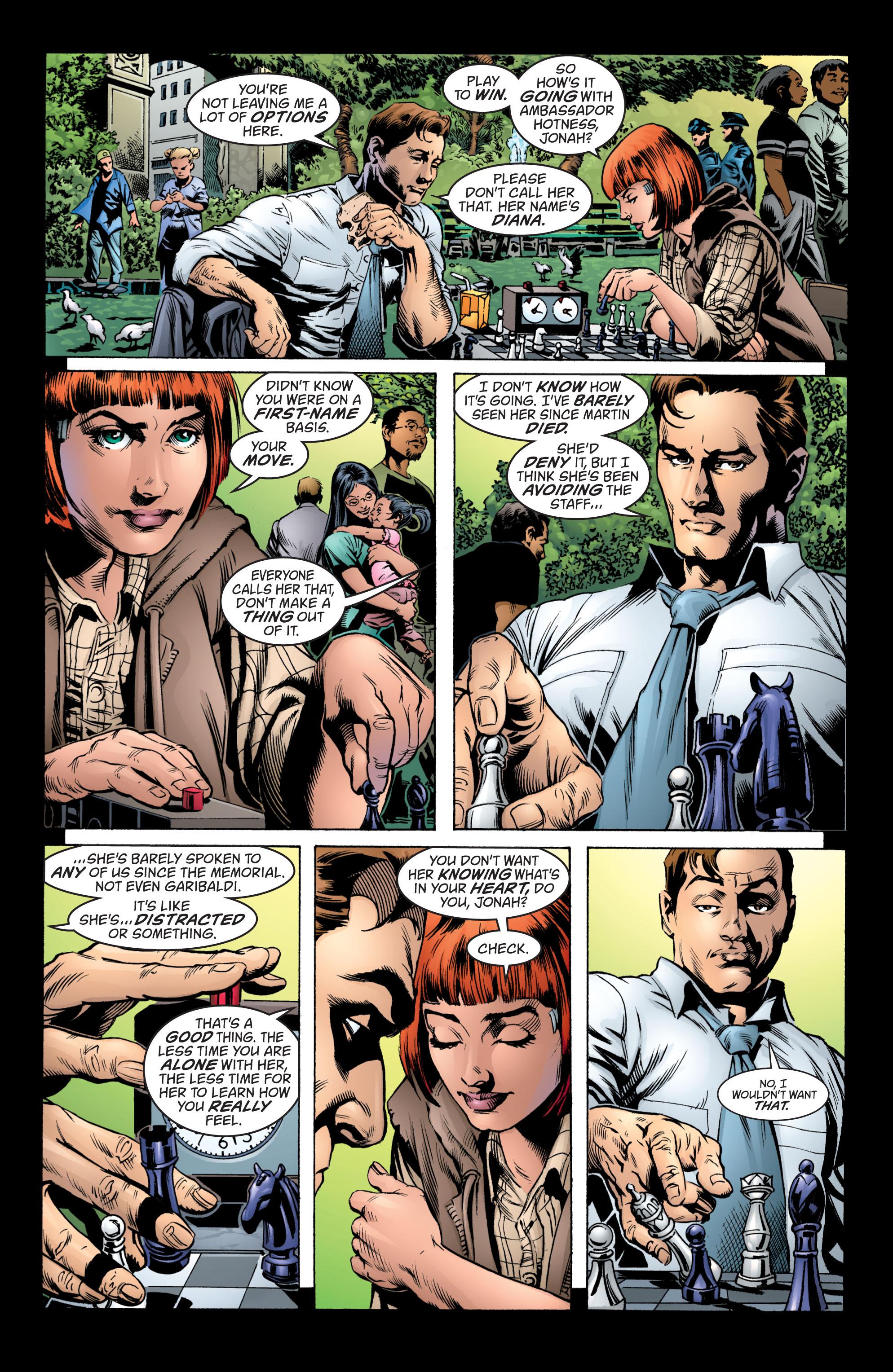 Read online Wonder Woman (1987) comic -  Issue #215 - 15