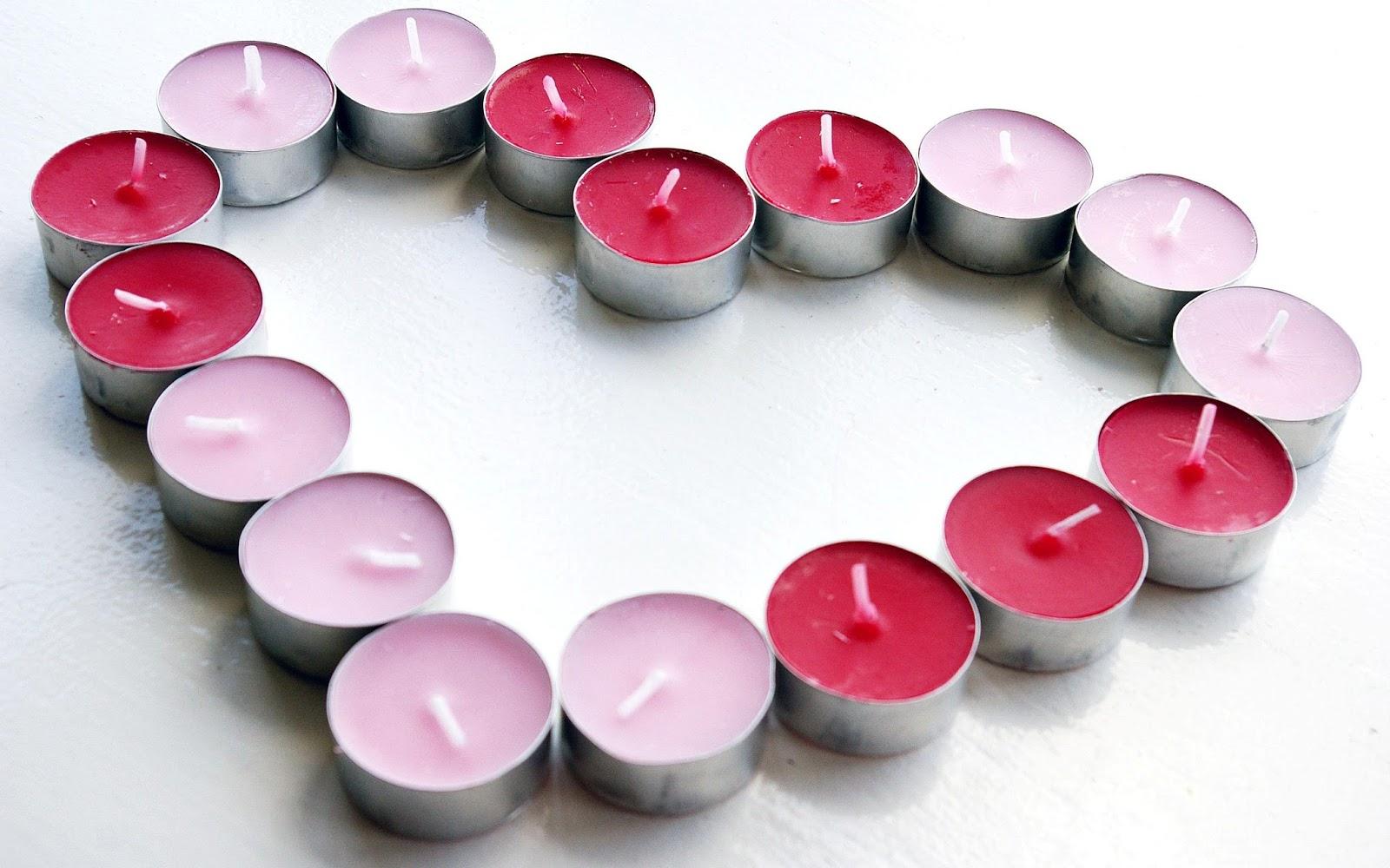 les diff rents types de bougies romantiques avenue romantique. Black Bedroom Furniture Sets. Home Design Ideas
