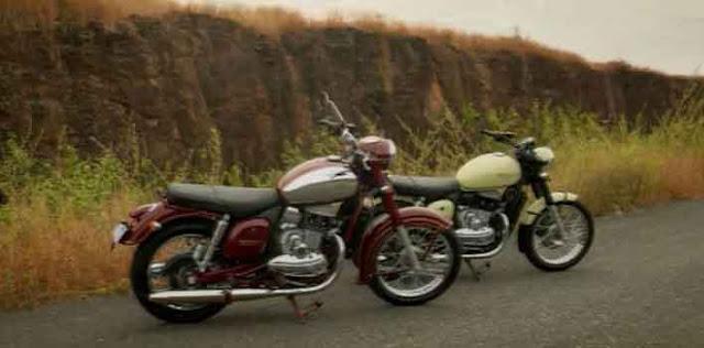 भारत में लॉन्च हुई Jawa Motorcycles  की नई बाइक्स