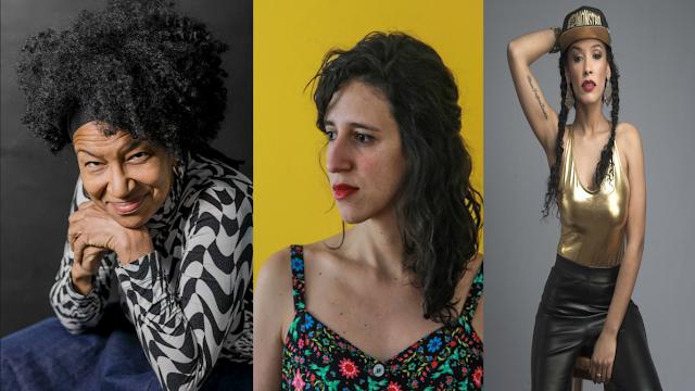 Juçara Marçal e Yzalú cantam pelo Fundo Brasil de Direitos Humanos no Sesc Belenzinho