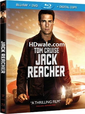 Jack Reacher Movie Download (2012) HD 1080p & 720p BluRay